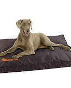 Karlie No Limit Dog Cushion - Brown - 45cm W x 60cm L
